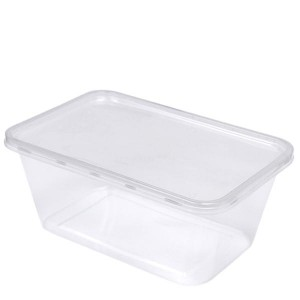 1000ml plastic microwave containers