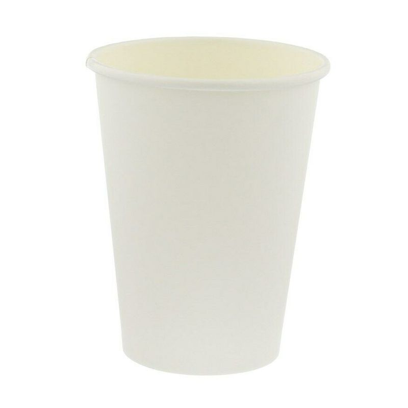 7oz White Paper Water Cup