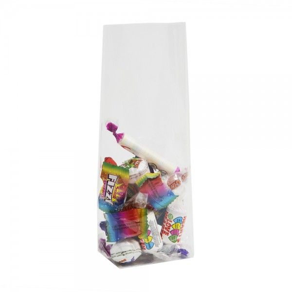 Block Bottom Cellophane Bags