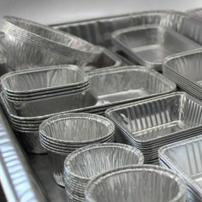Aluminium Foil Food Containers
