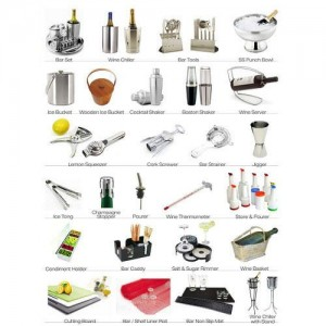 Bar Equipment / Supplies