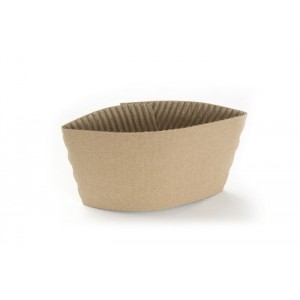 Kraft Coffee Clutch Sleeves