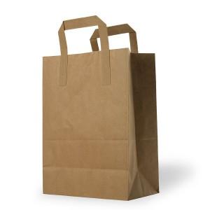 Medium Brown SOS Bags
