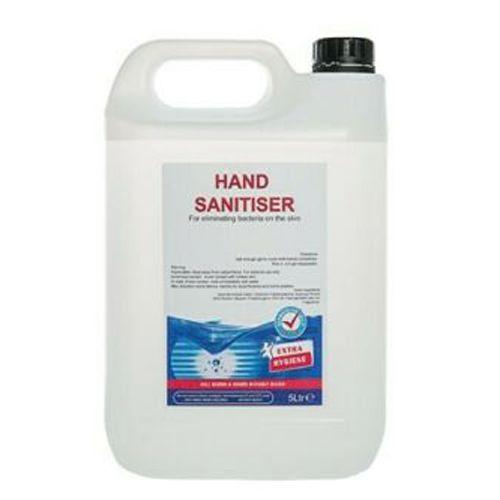 Alcohol Hand Sanitiser Gel - 5L