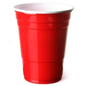 RED CUPS 16oz