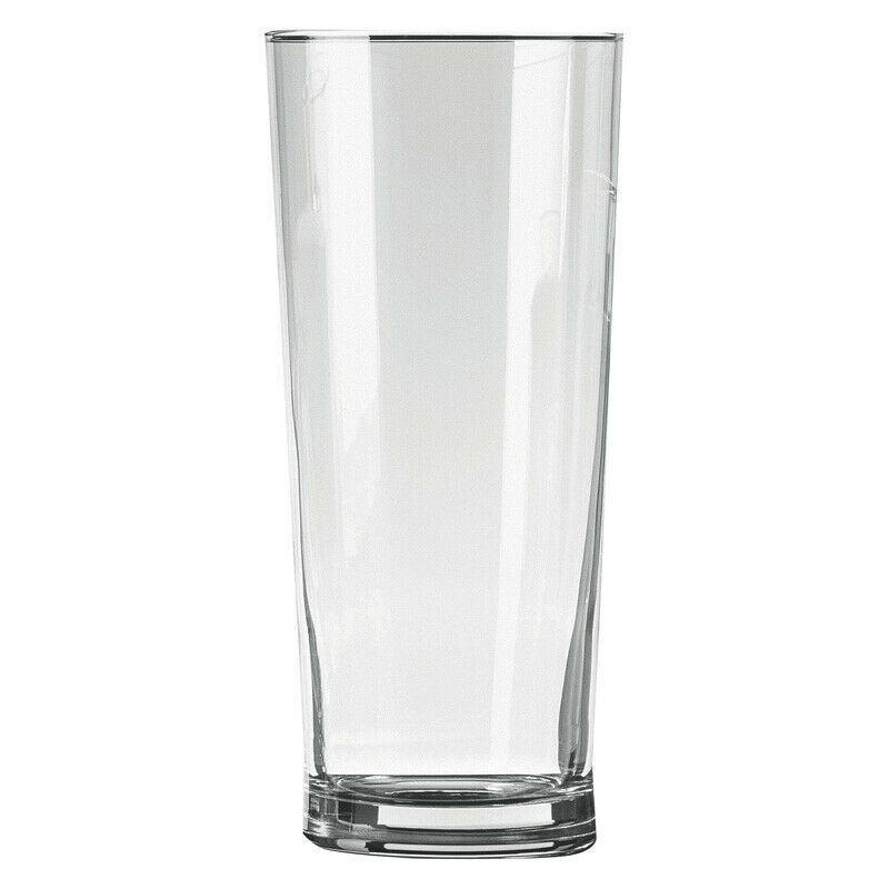 Utopia Aspen Toughened Pint Beer Glasses CE 20oz Draft Beer Glasses