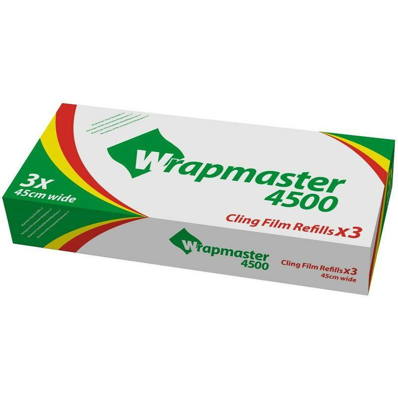 Wrapmaster 4500 PVC Cling Film