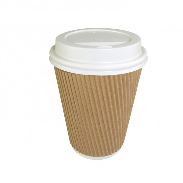 Details about Christmas Coffee Cups Insulated Double Walled Disposable Paper Coffee Cups VW