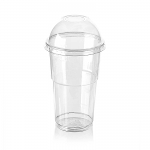 12oz PET Clear Smoothie Cups