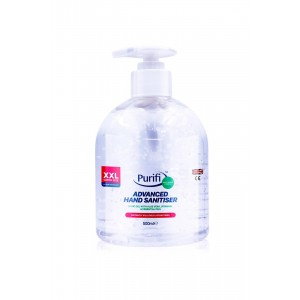 75% Alcohol Hand Sanitiser Gel