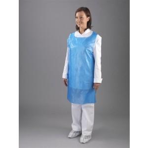 disposable blue apron