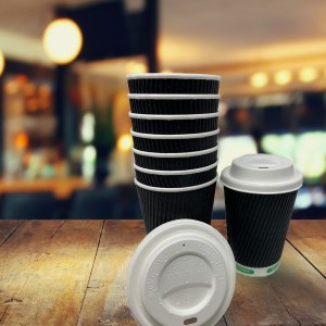 Paper Coffee Cups & Accessories