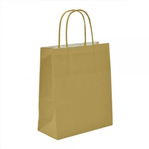 Gold Paper Bags
