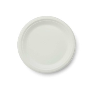 Round Bagasse Plate