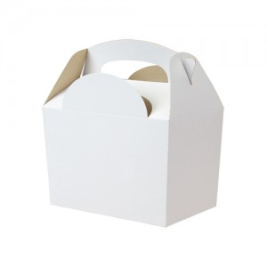 White Party Meal Box