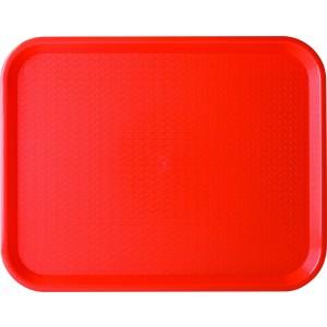 "Red Cafe Tray 14 x 10"" (36 x 26cm)"
