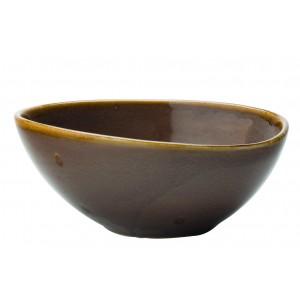 """Earth Mocha Bowl 8.5"""" (21.5cm)"""
