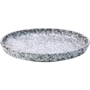 "Fuji Dappled Plate 10"" (25cm)"