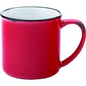 Avebury Colours Red Mug 10oz (28cl)