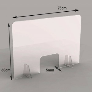 Acrylic Sneeze Screen Protection Guard